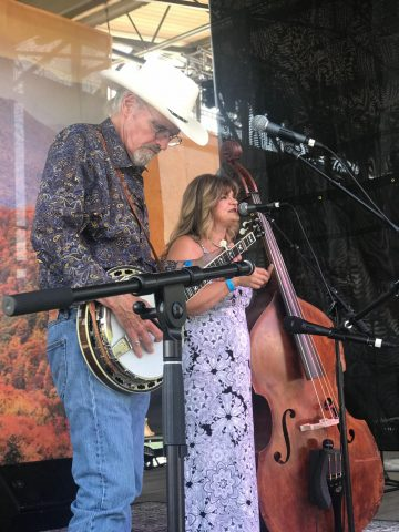 Terry Baucom Cindy Baucom Bluegrass