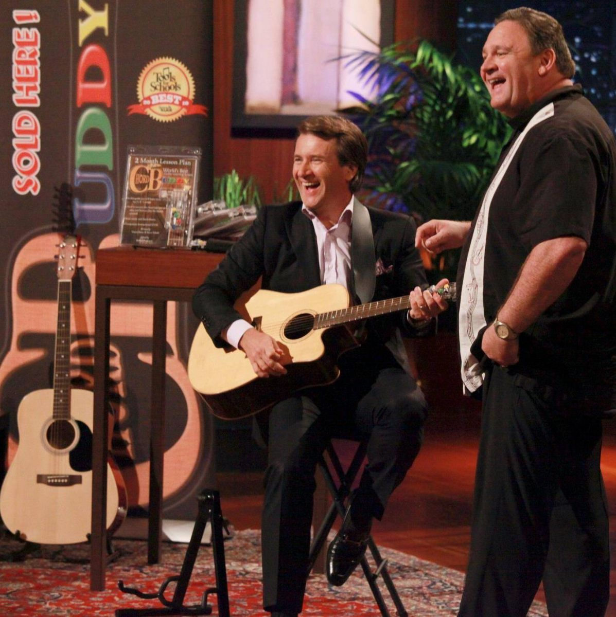 Knee Deep In Bluegrass Show 593 With Chord Buddy Inventor Knee